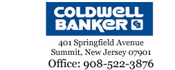 Coldwell Banker Summit NJ