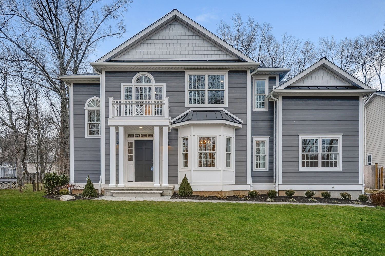 67 Butler Parkway Summit NJ Custom Built Home