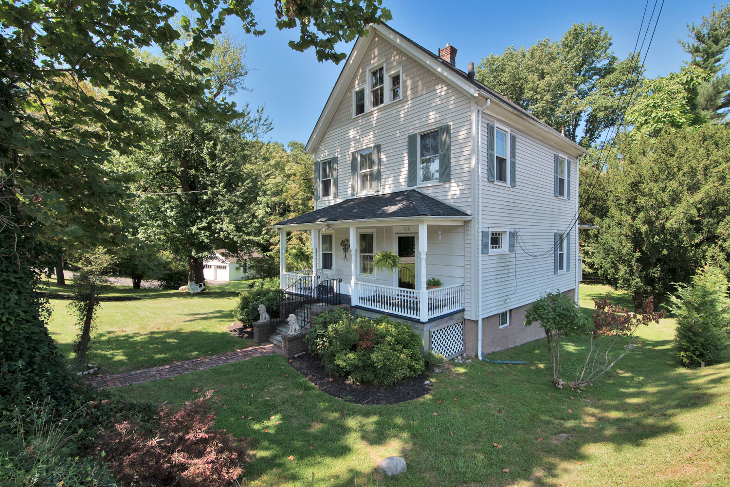 126 Fernwood Road, Summit NJ