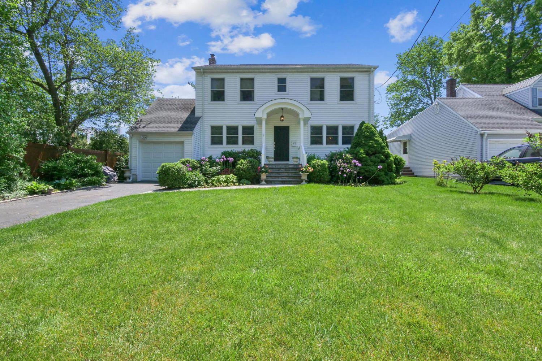 41 Webster Avenue, Summit NJ Home For Sale