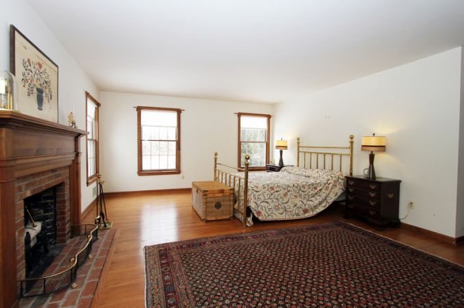 Second Floor Master Suite