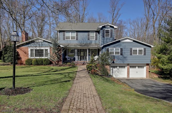 222 Spring Ridge Drive, Berkeley Heights NJ